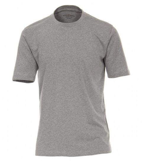 CASAMODA  Light Grey  T Shirt 100% Cotton